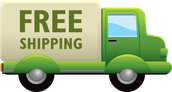 Free Shipping on ALL Orders Over $80