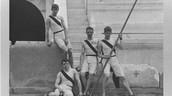 First U.S. Olympic Team