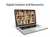 Digital Content and Resources