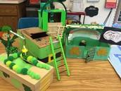 St Patricks Day At Evergreen Academy