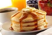 Pancakes   9.99 dozen