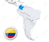 Colombia's Location and History
