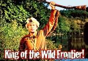 Davy Crockett and his life
