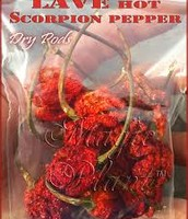 Scorpion Peppers