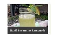 Basil Spearmint Lemonade