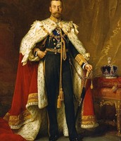 George V, King of UK, British Kingdoms, Emporer of India