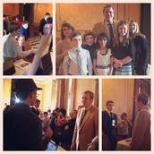 Presentations in Lansing at the Capitol