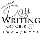 National Day on Writing: 11/20