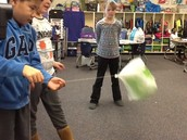 PES - Learning wind direction and air lift (currents)