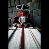 Inca Woman Weave #2