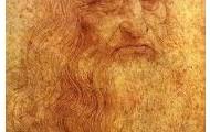 Leondardo da Vinci's Self Portrait (1510)