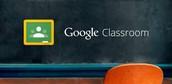 October: Google Classroom