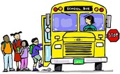 Bus Line Winner - It's a Tie!  Bus 7 & Bus 1