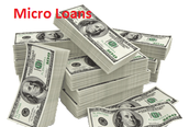Incentives of Micro Loans to revenue Raise