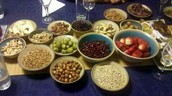 קידוש וארוחה