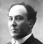 Antonio Machado de joven.