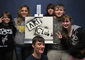 Art Club is ROCKING!