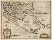 Magellan map