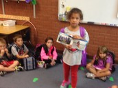 These friends earned show and tell!