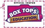 Box Tops Contest