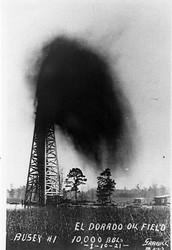 Oil Boom in Arkansas