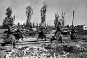 Сталинградская битва, одна из величайших битв Великой Отечественной