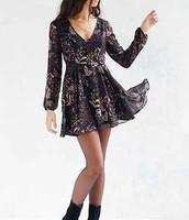 Flouncy Dresses