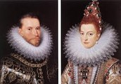 Queen Isabella and King Ferdinand
