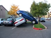 1. ALWAYS park anywhere you want....