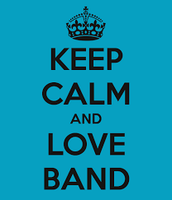 Why should people join band?