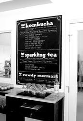 Boulder's only kombucha taproom