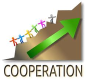 Word of the Week - COOPERATION