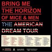 The American dream tour