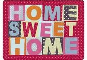 Home Sweet Home!