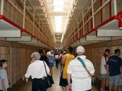 The ending of a prison and beginning of a museum