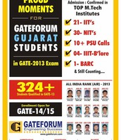 GATEFORUM Gujarat Result