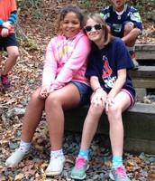 Fun at camp!