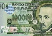 5) Paraguay Guarani