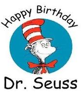 Celebrating Dr. Seuss' Birthday...