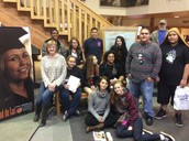 Last year's field trip to Fond du Lac Tribal and Community College