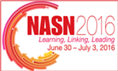 We will be at NASN2016 in Indianapolis, Indiana