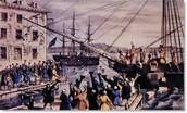 Boston Tea Party/Tea Act