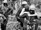 No Color In War