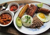 A Common Dish in Colombia