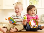 How is music important in the development of children?