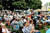 SPRING LUNCH CONCERTS ON THE SQUARE DURING MAY