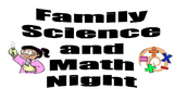 Students bring your parents to  enjoy a night at school playing fun games!