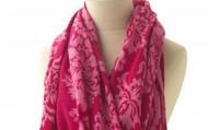 Bryant Park Scarf Pink $59