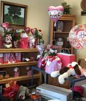 Front Office Valentine Invasion!