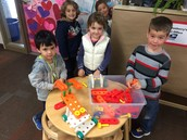 Preschoolers Doing STREAM!
